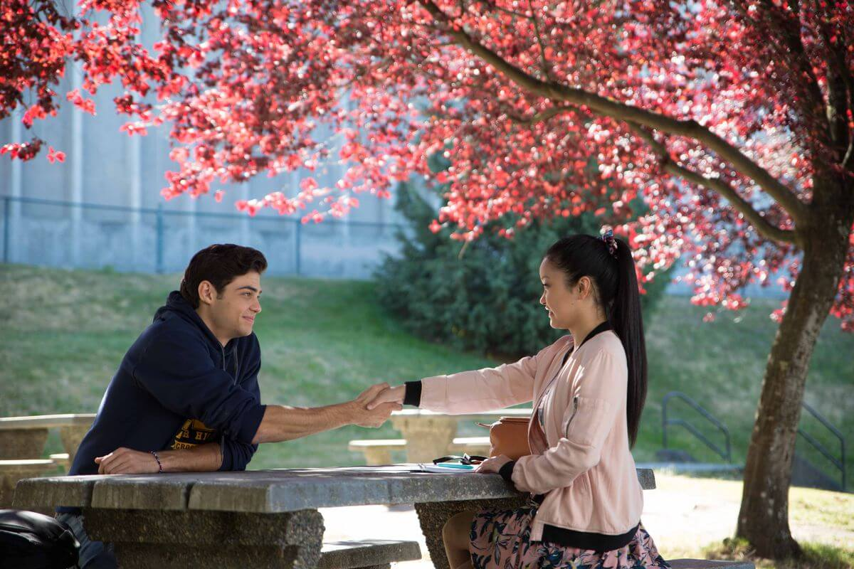 To All The Boys I've Loved Before. Imagen: Netflix
