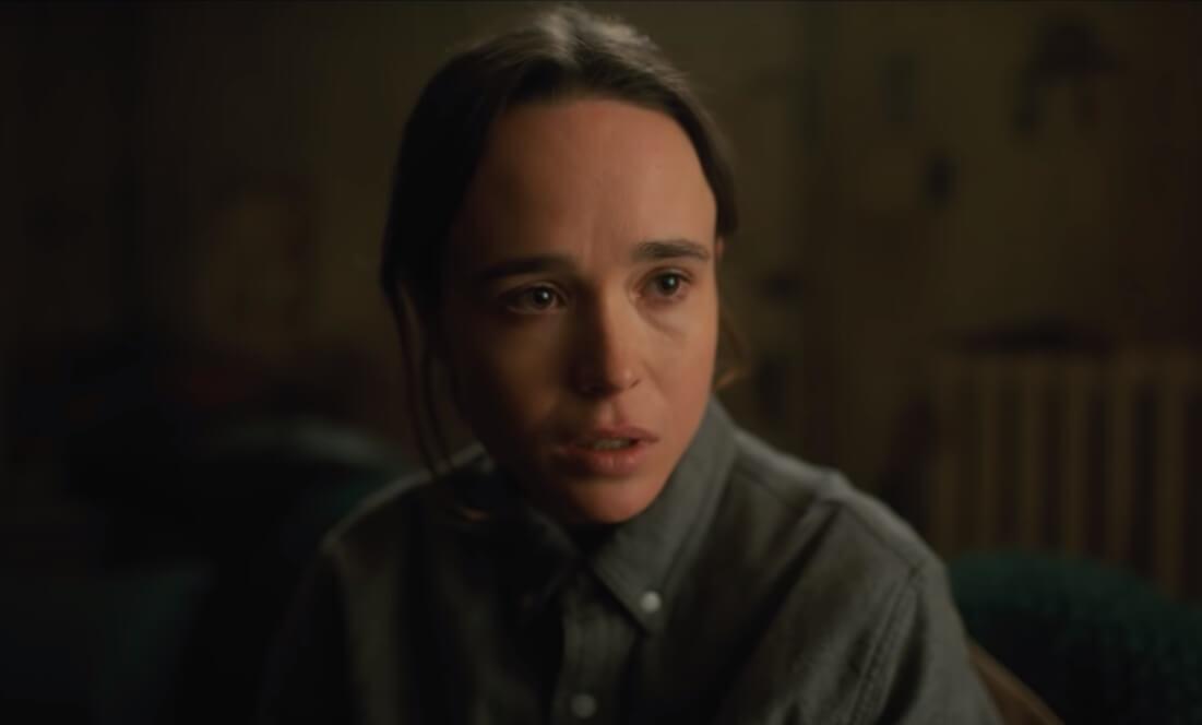 """El trailer de la serie """"The Umbrella Academy"""" de Netflix transforma a Ellen Page en superheroína"""