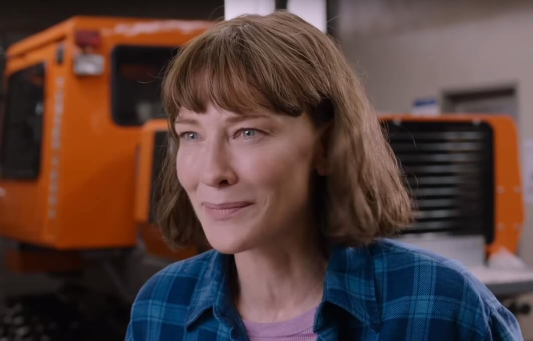 """Where'd You Go, Bernadette?"": Cate Blanchett es una madre fugitiva en esta bizarra comedia de Richard Linklater"