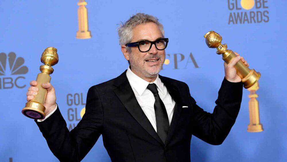 Alfonso Cuarón. Imagen: Getty
