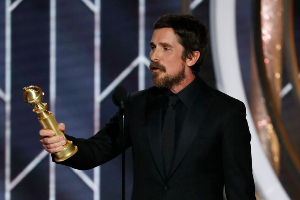 Christian Bale. Imagen: Getty