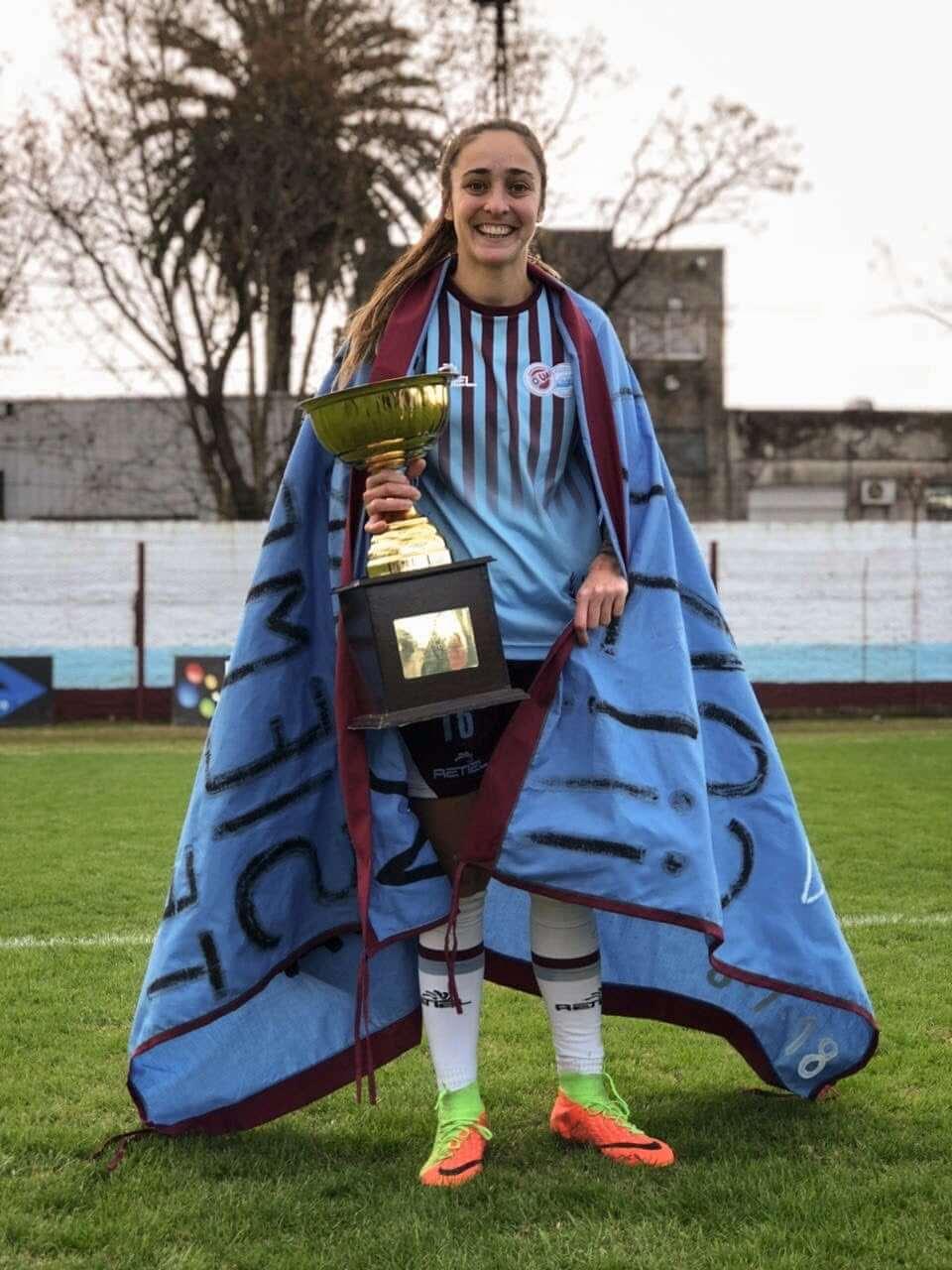 Macarena Sánchez, la futbolista argentina que pide que demanda a su club y su federación por la igualdad de género