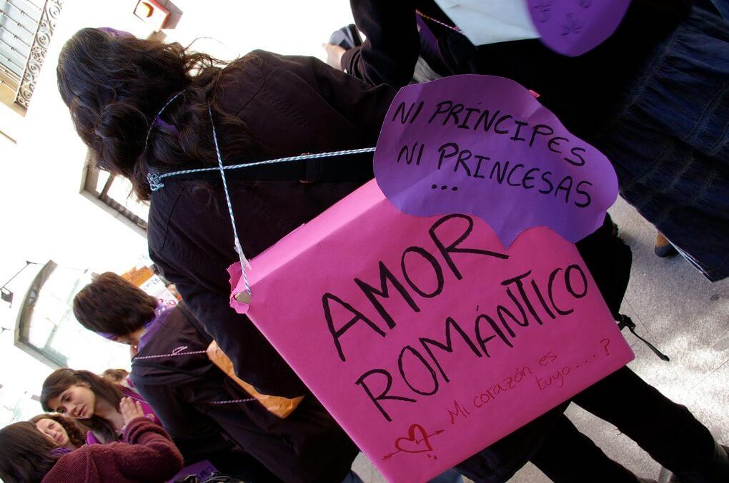 Amor propio, respeto e igualdad: la invitación del movimiento feminista para este 14 de febrero