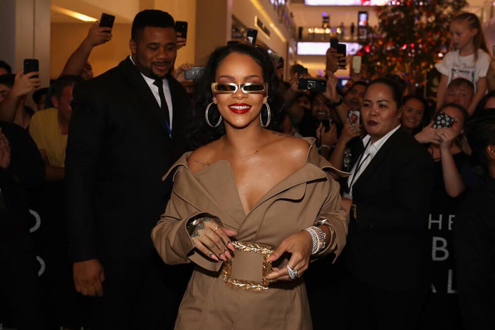 Rihanna. Imagen: Getty