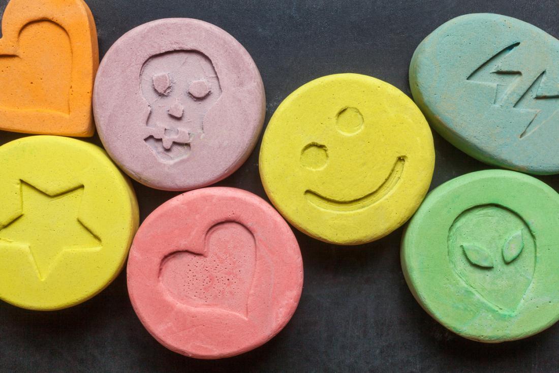 Estudio: Los consumidores de MDMA tienen más empatía que los que usan otras drogas