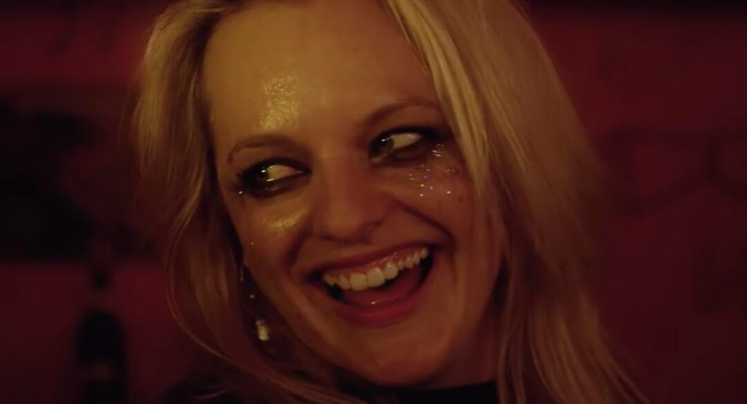 """""""Her Smell"""": Elisabeth Moss se transforma en una estrella punk inspirada en Courtney Love"""