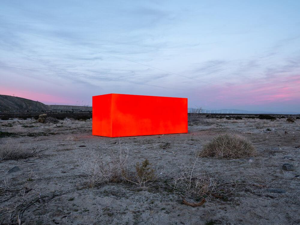 La bienal Desert X: 88 kilómetros de arte en el valle desértico de Coachella