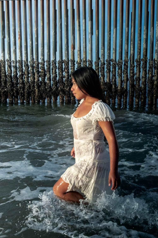 Yalitza Aparicio. Imagen: Carlos Somonte Direción: Alfonso Cuarón