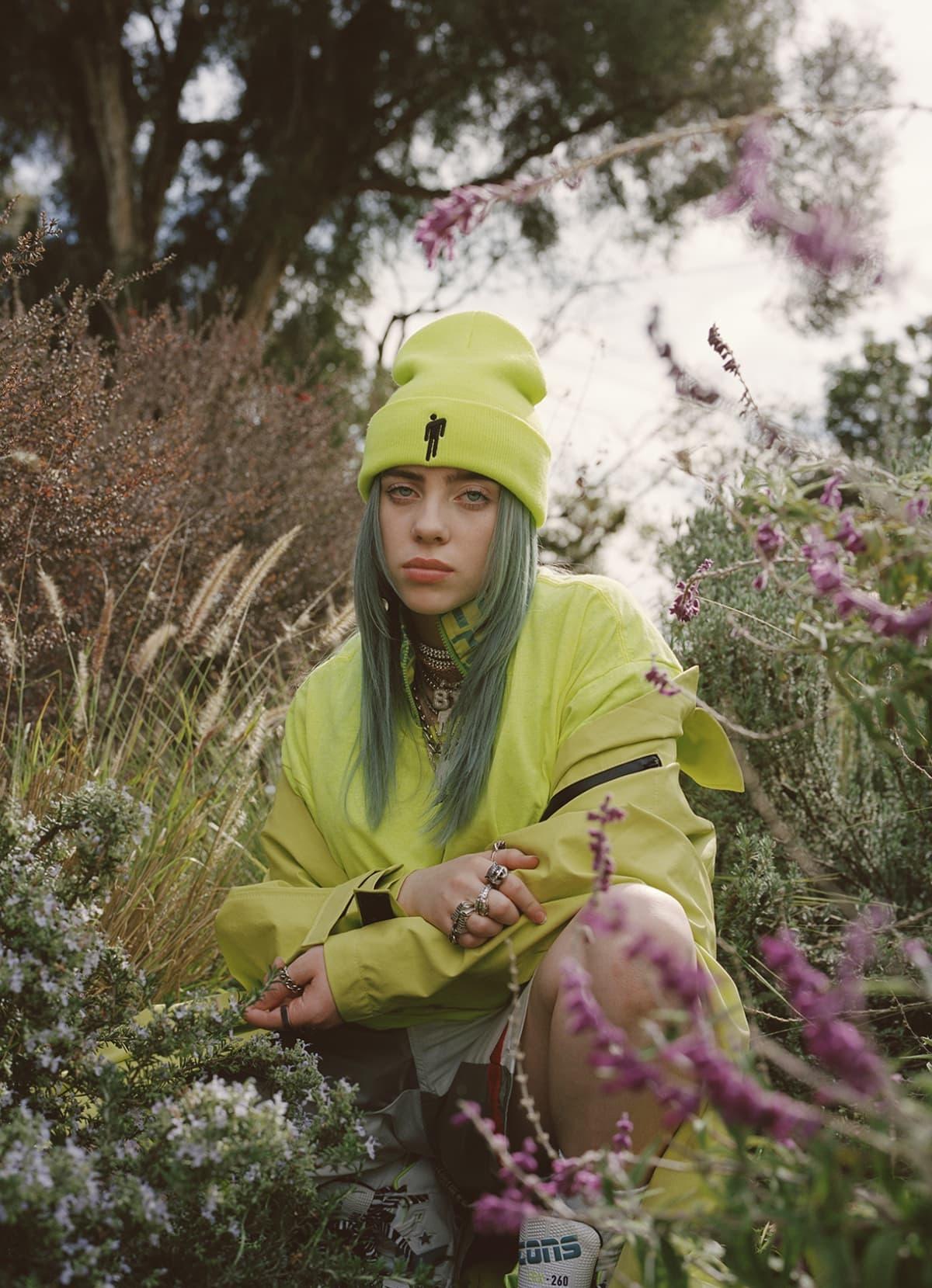 12 lanzamientos recientes que debes escuchar: Billie Eilish + Lil Uzi Vert + Brooke Candy y más