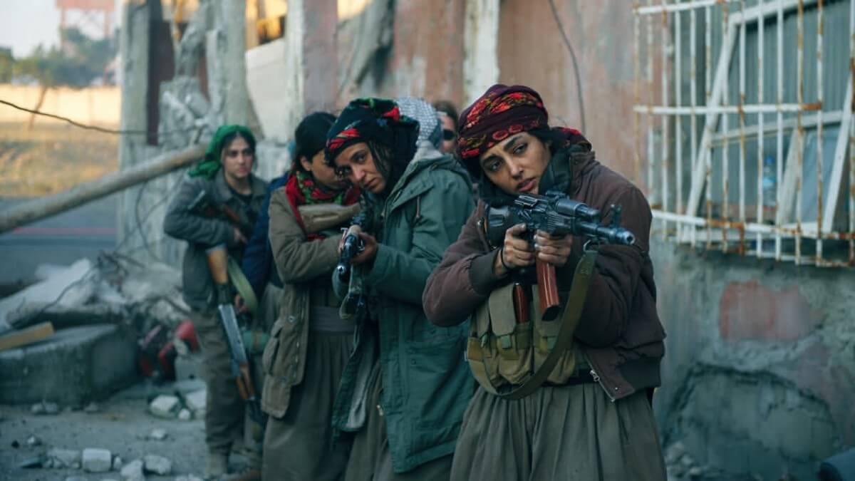 """""""Girls of the Sun"""": Un ejército femenino lucha contra el extremismo de ISIS en este éxito de Cannes"""