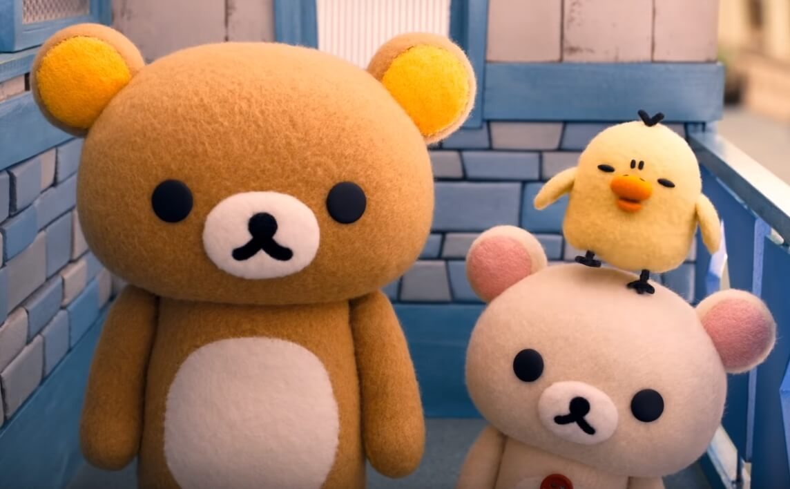 """Rilakkuma & Kaoru"": La nueva serie stop-motion de Netflix es 100% kawaii"