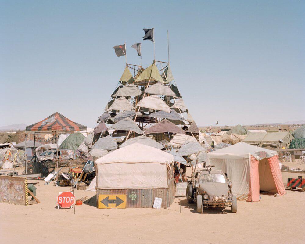 Wasteland Weekend. Fotografía: Joe Pettet-Smith