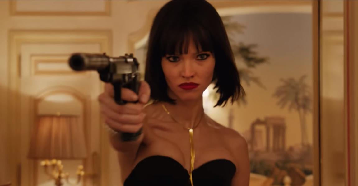 """Anna"": Luc Besson regresa con un violento thriller sobre una top model que se vuelve asesina"