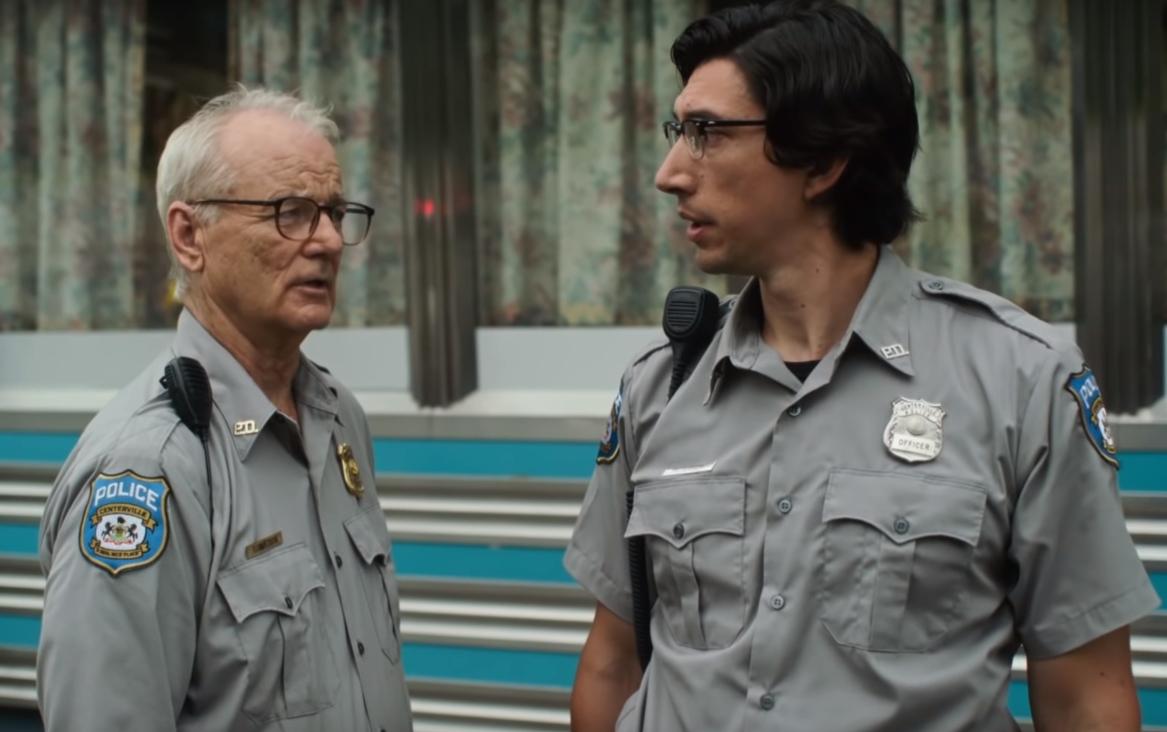 """""""The Dead Don't Die"""": Adam Driver y Bill Murray luchan contra zombies en el nuevo filme de Jim Jarmusch"""