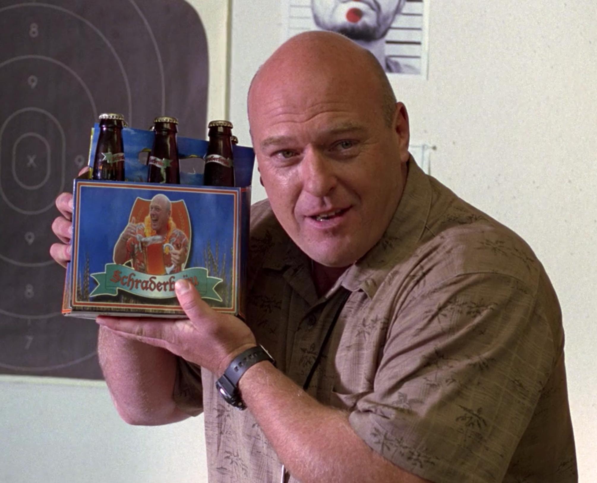 """La cerveza Schraderbräu de """"Breaking Bad"""" ya es una realidad"""
