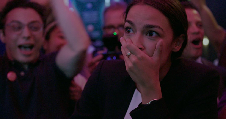 """""""Knock Down The House"""": El documental de Netflix que muestra el ascenso político de Alexandria Ocasio-Cortez"""