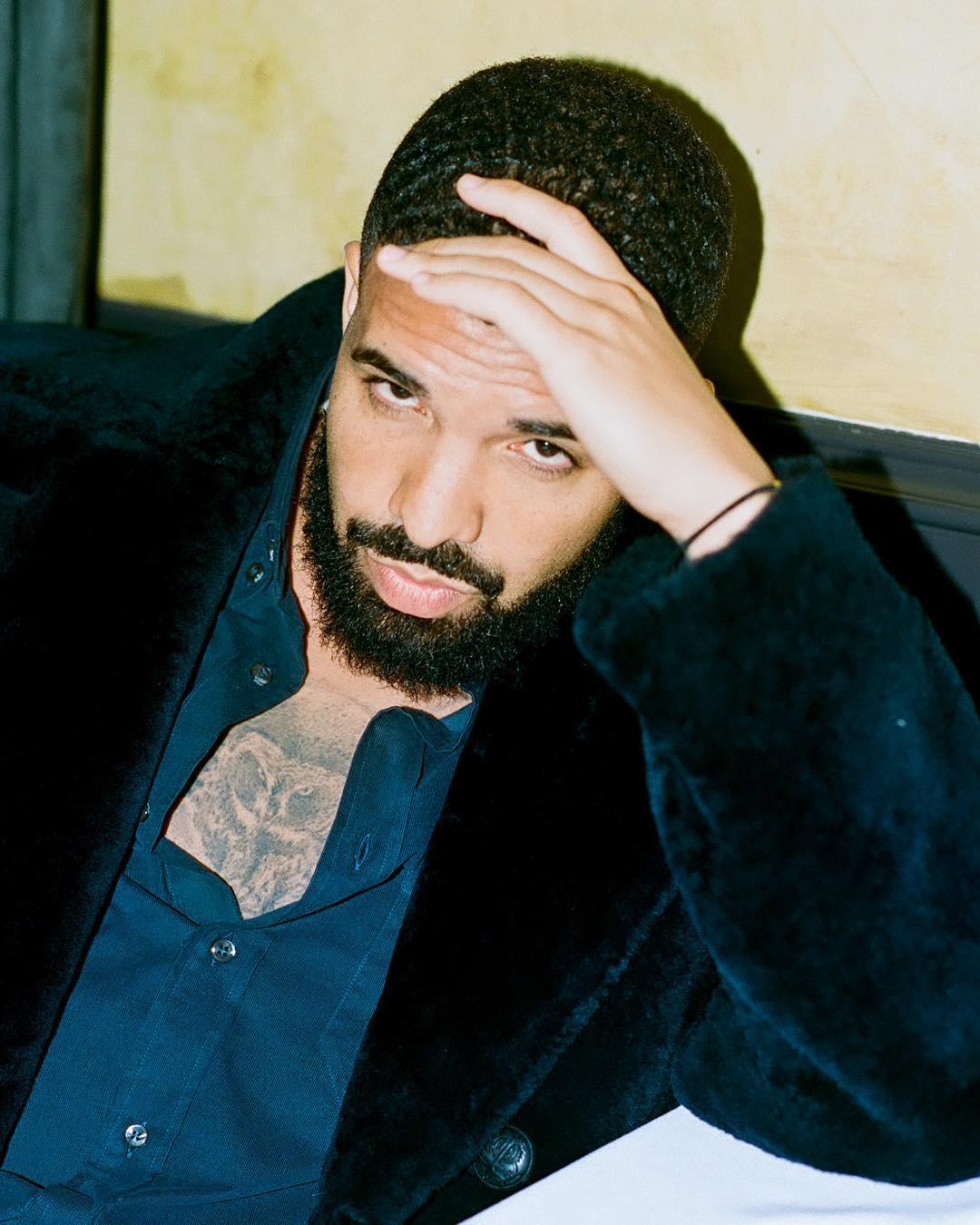 Confirmado el debut de Drake en Chile con show en el Estadio Nacional
