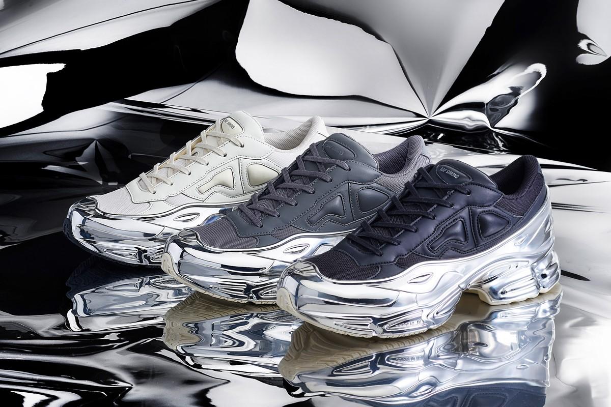 adidas by Raf Simons RS Ozweego. Fotografía: adidas