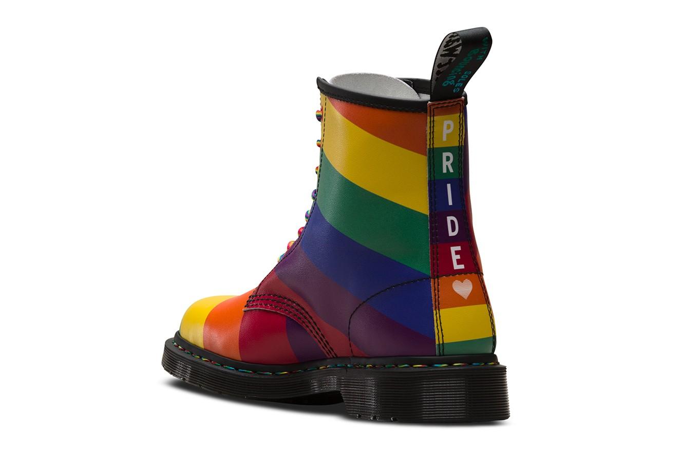 Dr. Martens 1460 Pride 2019. Fotografía: Dr. Martens