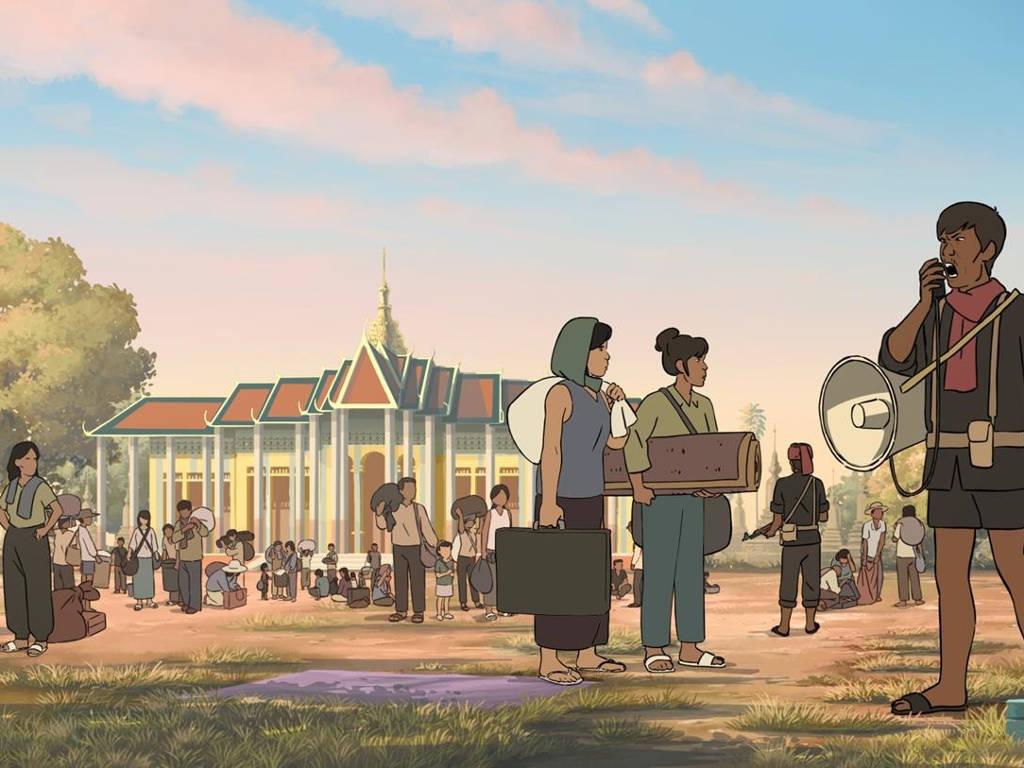 """""""Funan"""": La película animada que cuenta los horrores del Khmer Rouge en Camboya"""