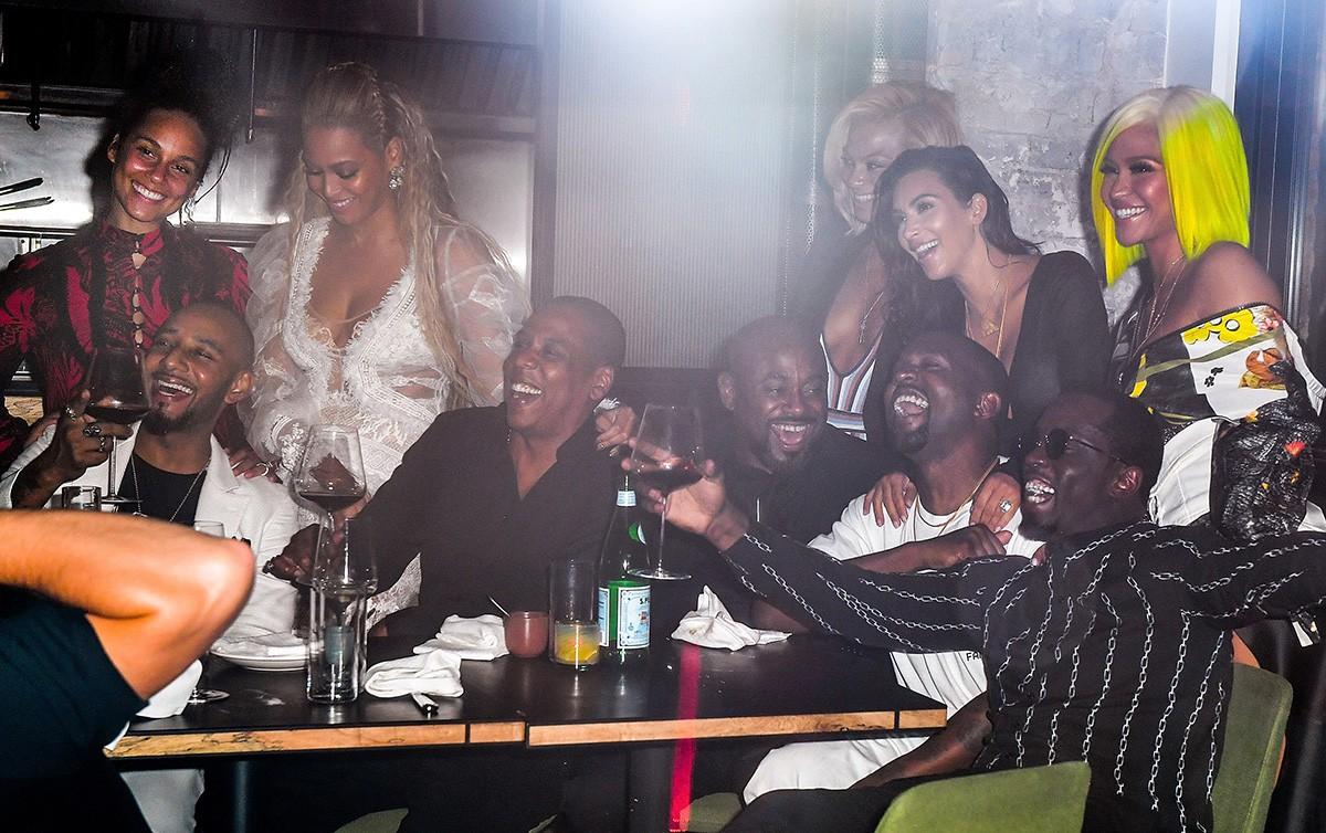 """Se filtra """"Livin So Italian"""", una canción inédita de Kanye West junto a JAY-Z"""