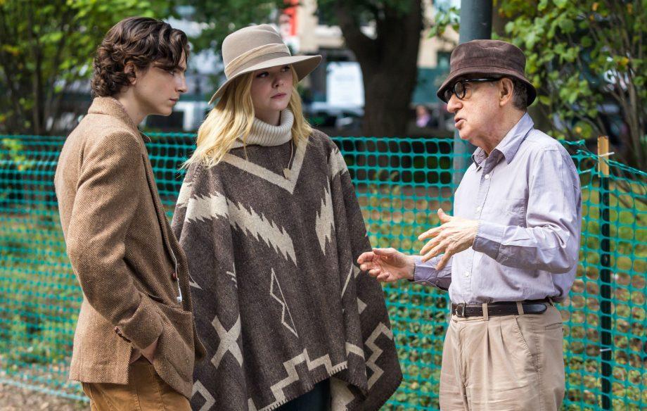 """Amazon le devuelve a Woody Allen los derechos de """"A Rainy Day In New York"""""""