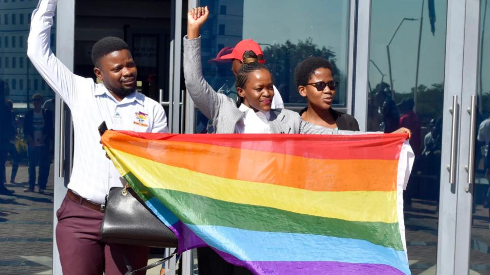 Botsuana descriminaliza leyes coloniales contra comunidad LGTB+