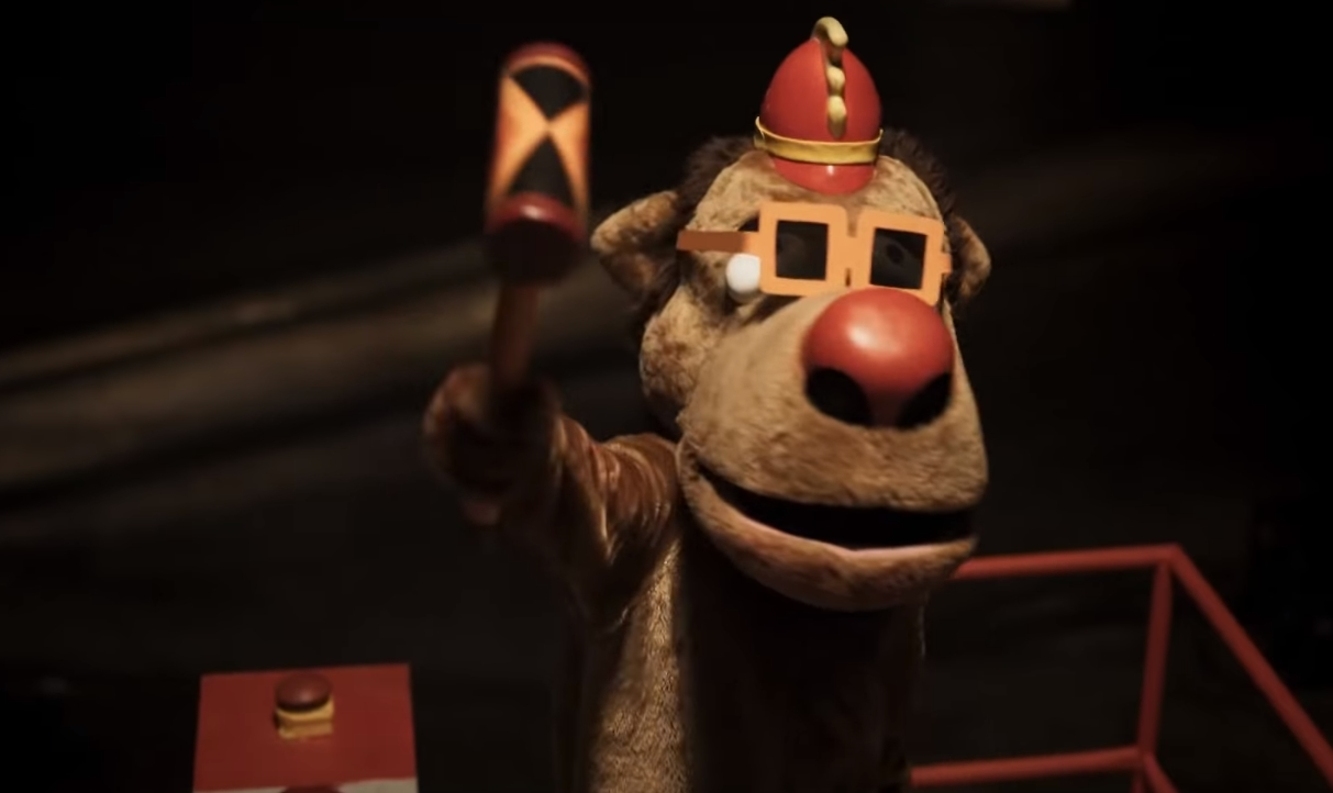 """""""The Banana Splits Movie"""": Un remake con un violento trailer para arruinarte la infancia"""