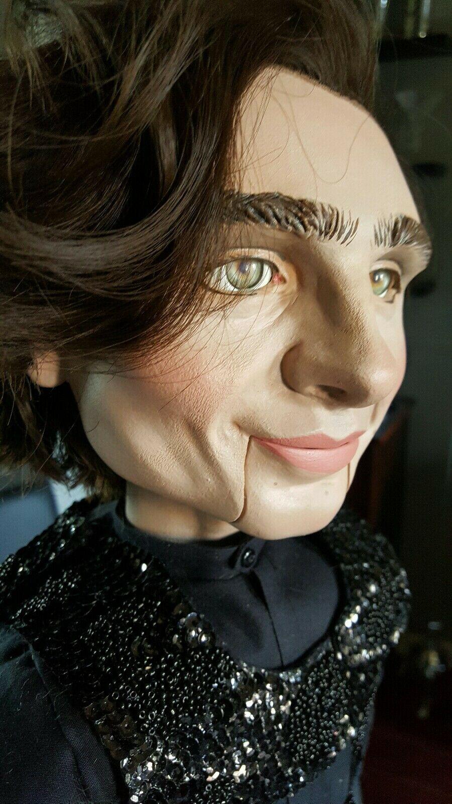 El muñeco de Timothée Chalamet. Fotografía: eBay