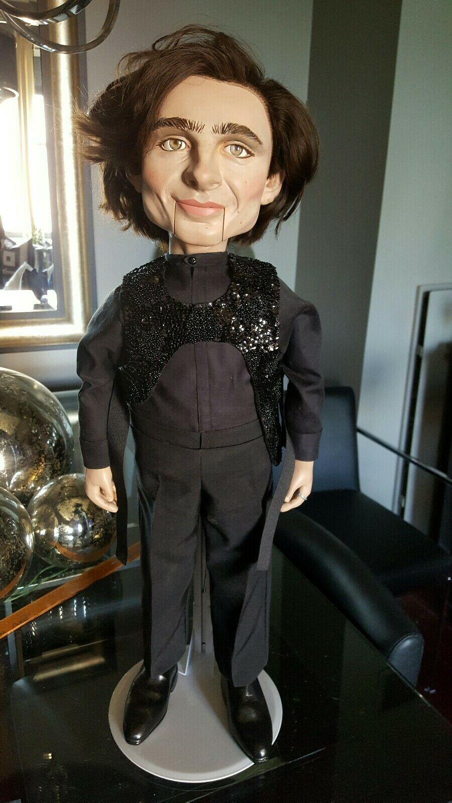 Este muñeco de Timothée Chalamet llegó para convertirse en tu nueva pesadilla