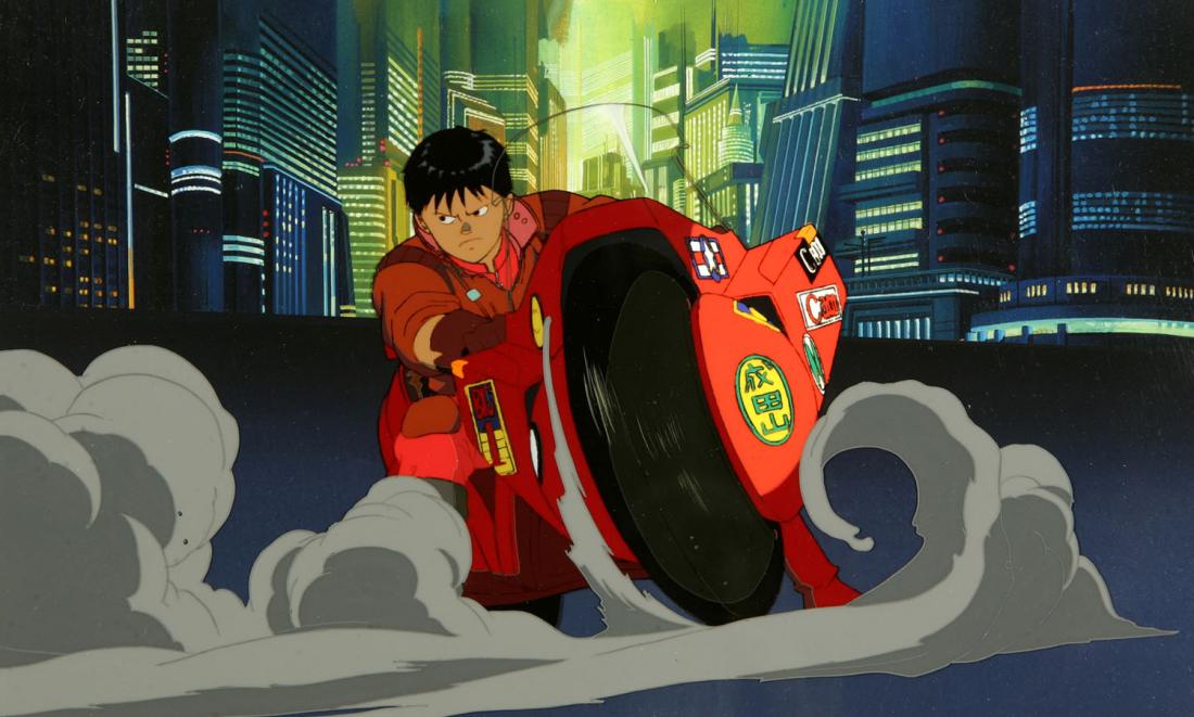 """Katsuhiro Otomo está preparando un animé y una nueva película de """"Akira"""""""