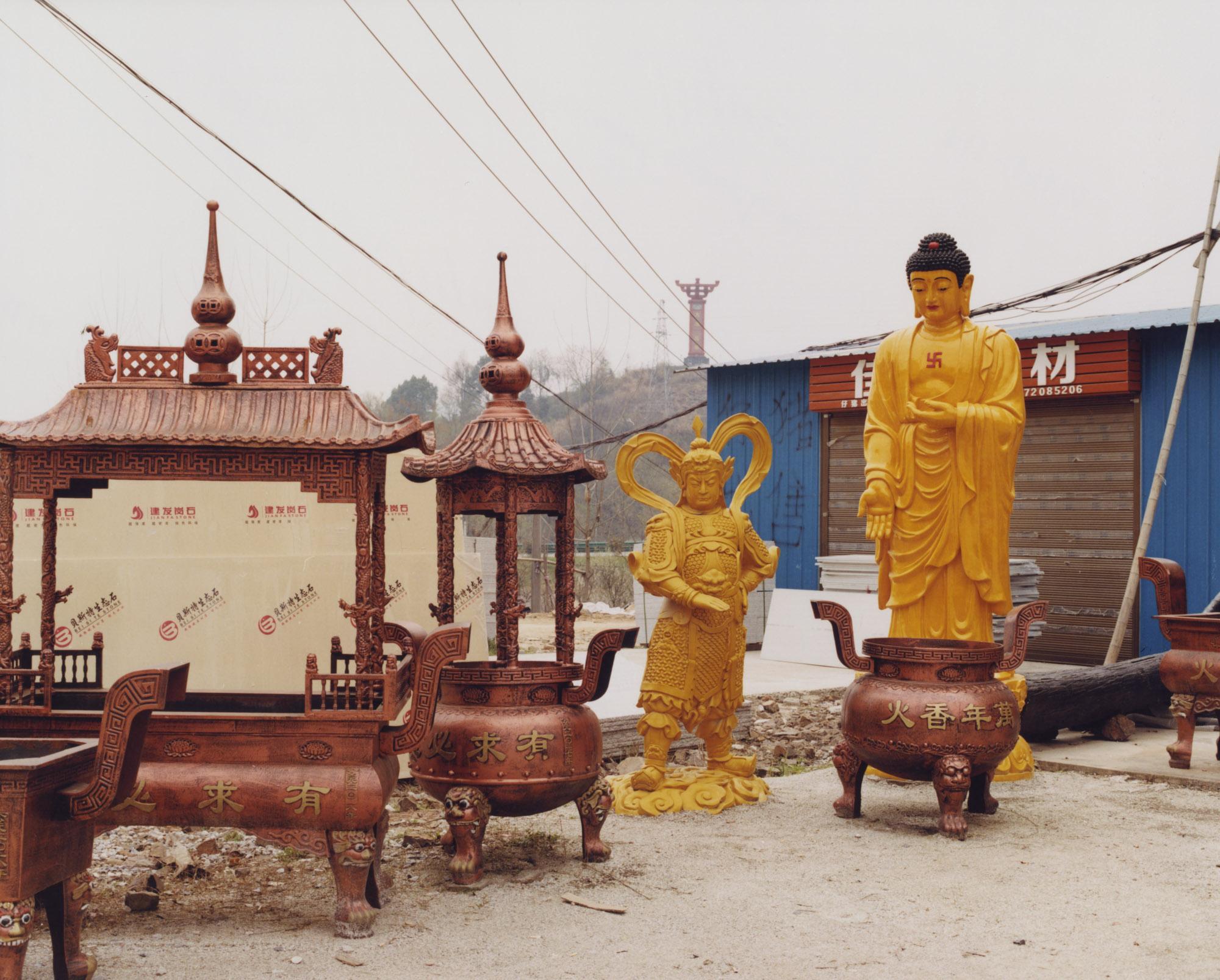 Chinese Wonderland. Fotografía: Alex Huanfa Cheng