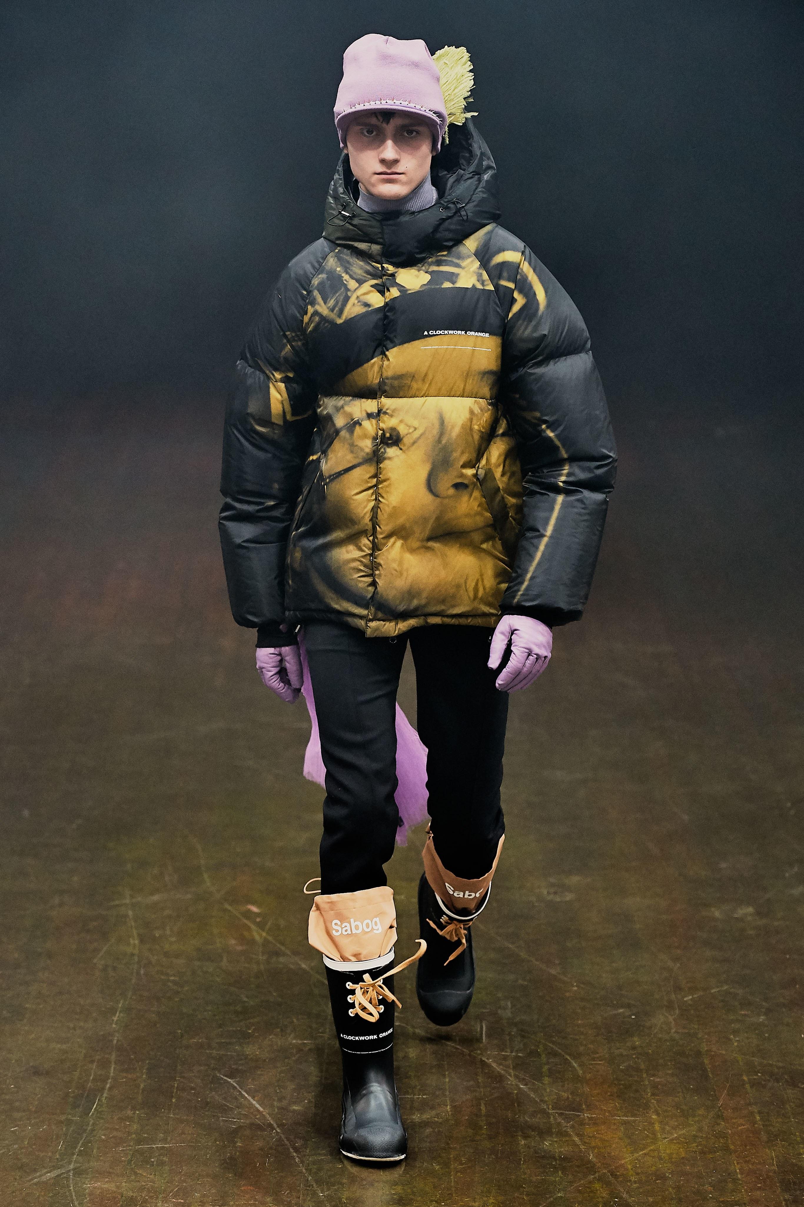 Colección otoño-invierno de Undercover. Fotografía: Vogue