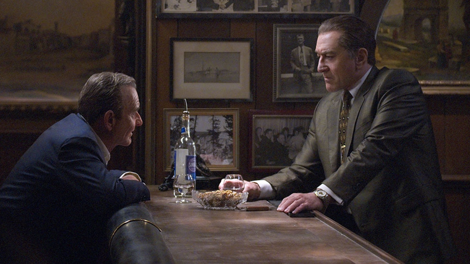 """The Irishman"": Martin Scorsese reúne a Robert De Niro, Joe Pesci y Al Pacino en Netflix"