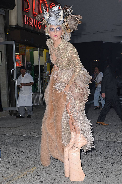 Lady Gaga. Fotografía: Getty Images