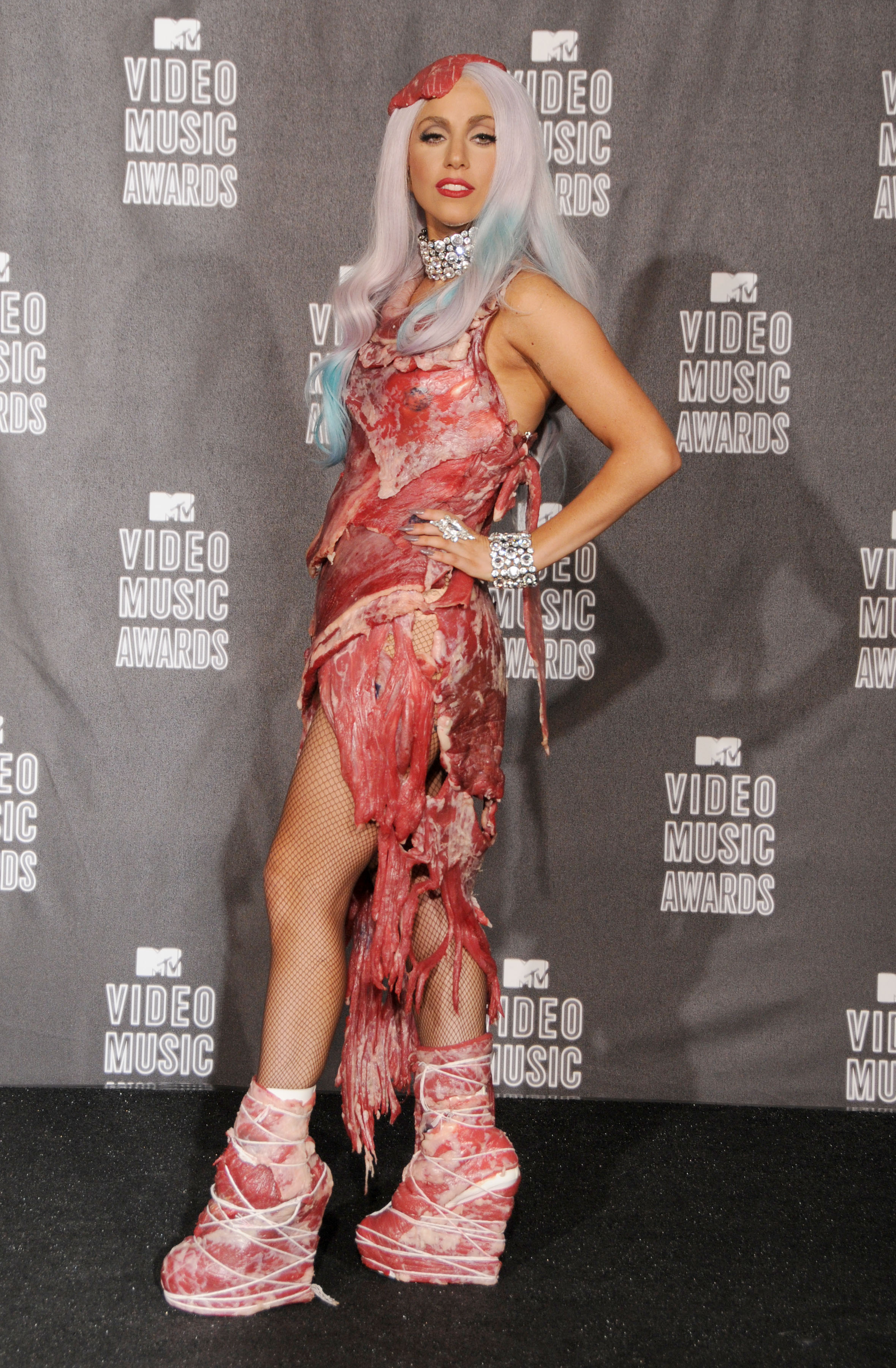 Lady Gaga. Fotografía: Gregg DeGuire/FilmMagic