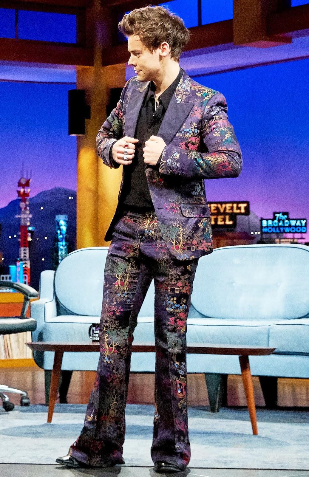 Harry Styles. Fotografía: Photo by Terence Patrick/CBS