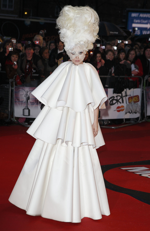 Lady Gaga. Fotografía: Splash
