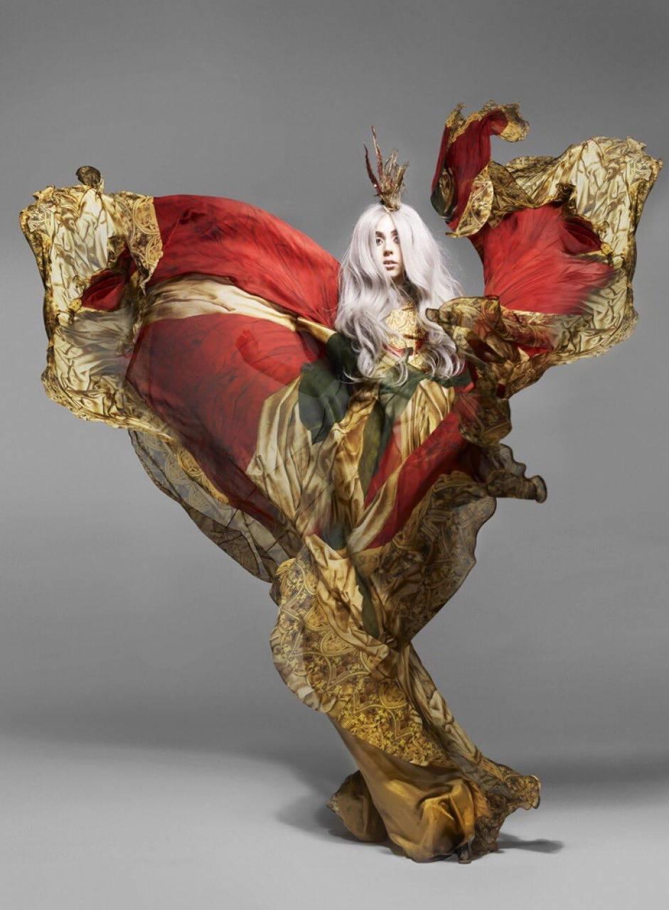Lady Gaga. Fotografía: Nick Knight