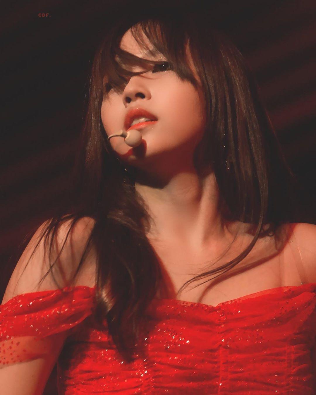 Mina, de la banda K-pop TWICE, diagnosticada con trastorno de ansiedad