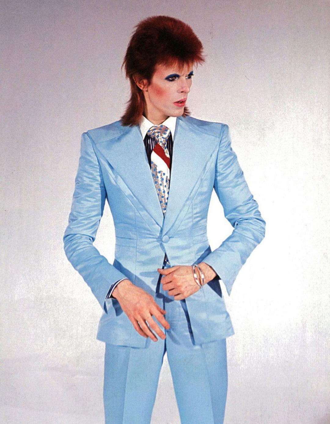 David Bowie. Fotografía: Mick Rock