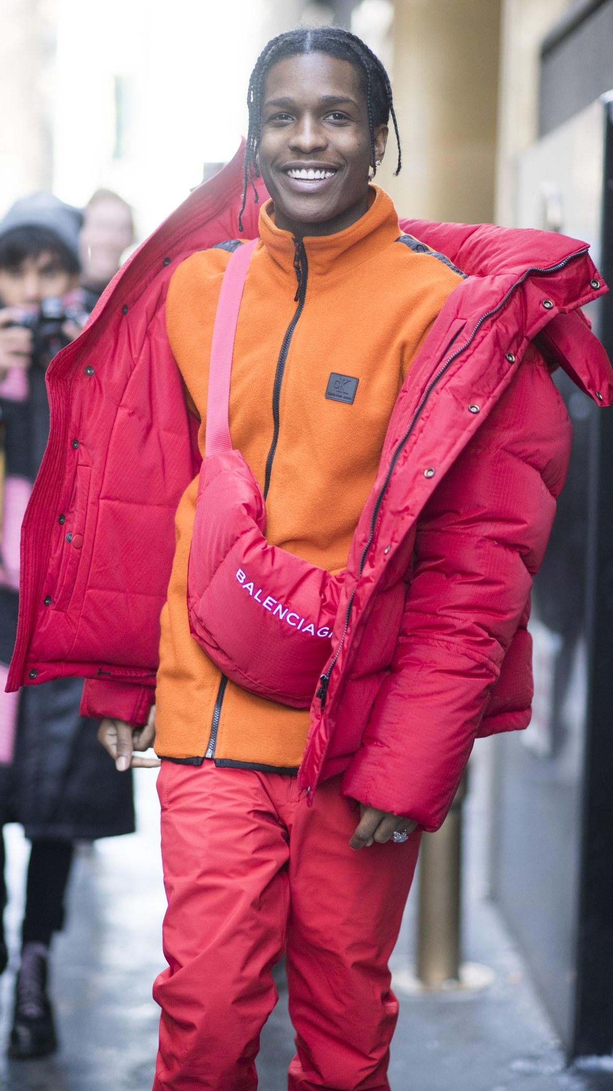 """A$AP Rocky rompe su silencio en Instagram: """"Gracias por todo el amor y apoyo"""""""