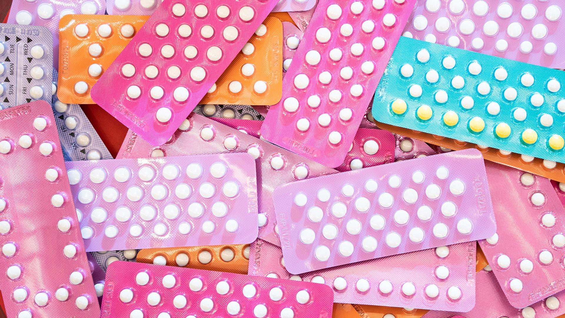 Las pastillas anticonceptivas podrían causar depresión a largo plazo en adolescentes