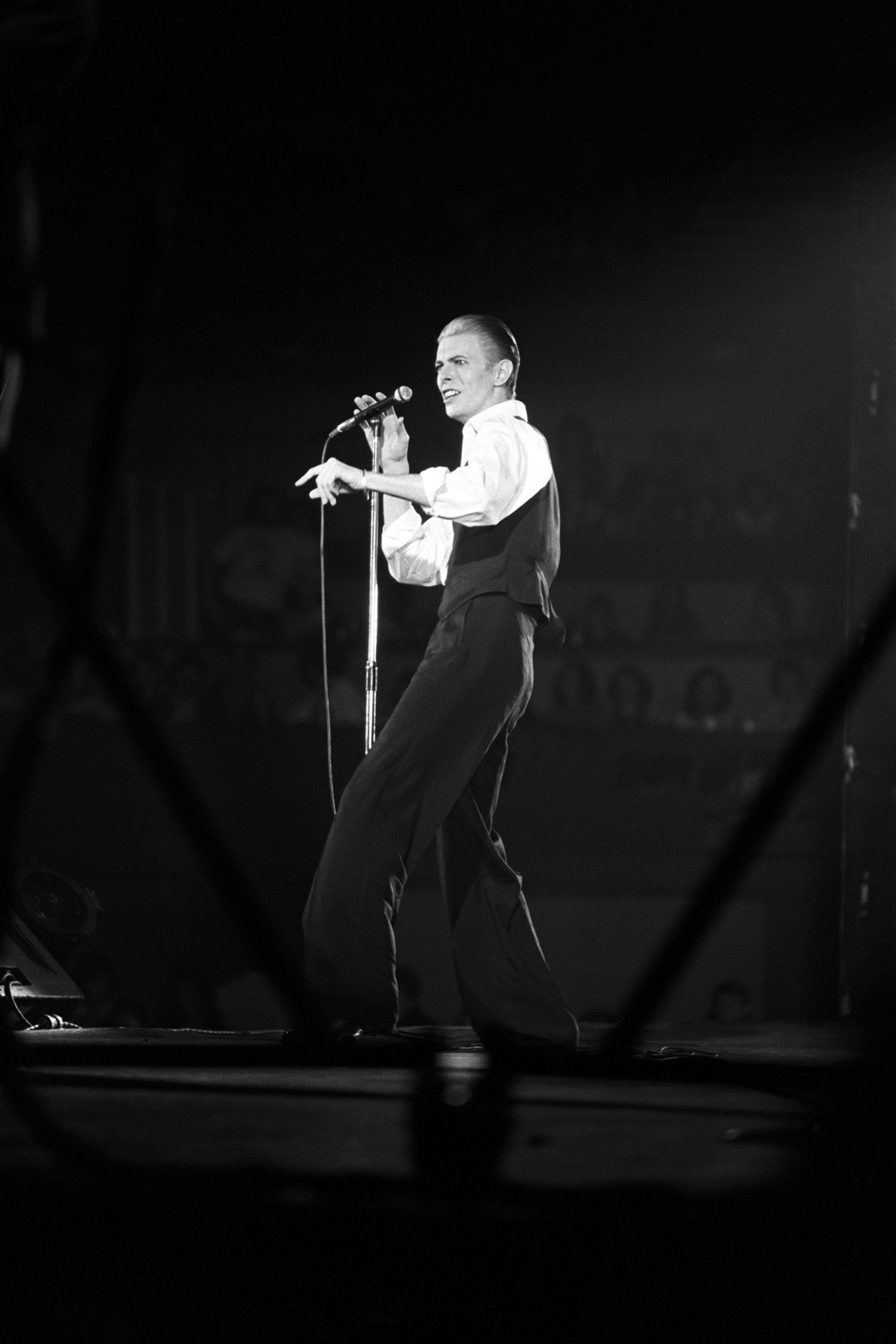 David Bowie. Fotografía: PA