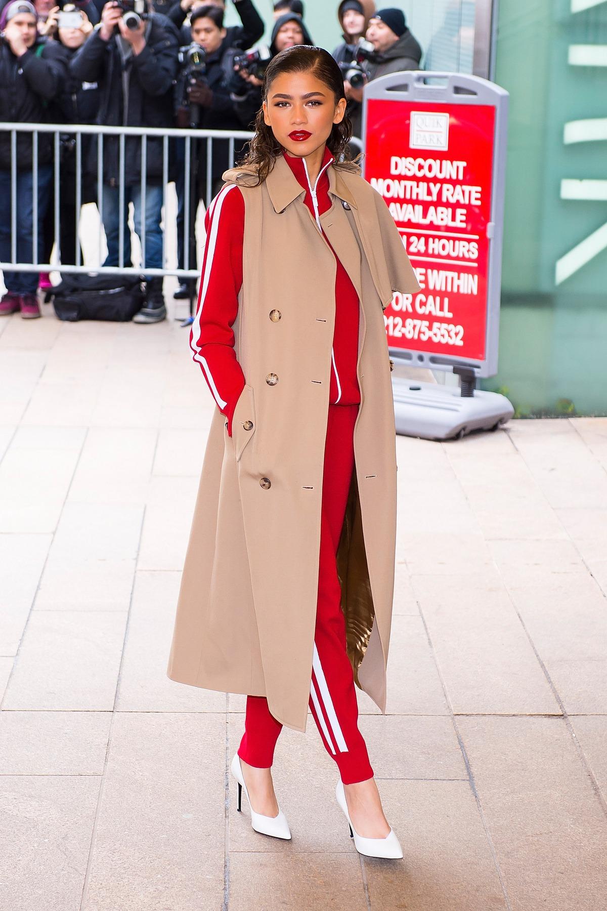 10 looks de Zendaya que la convierten en la fashion icon de la Gen-Z