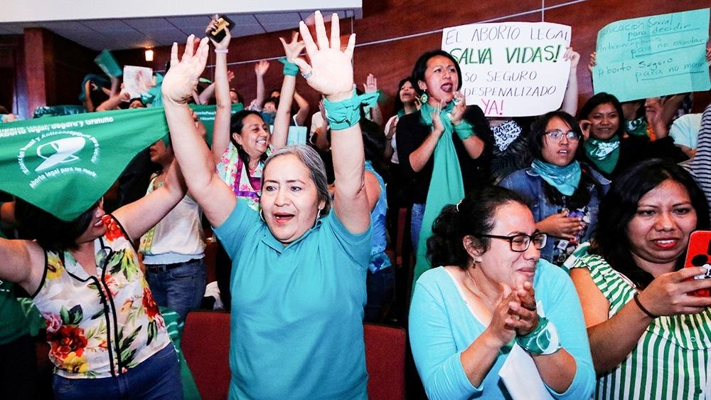 En una decisión histórica, Oaxaca se convierte en el segundo estado mexicano en despenalizar el aborto