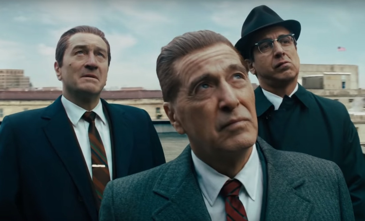 """The Irishman"": Martin Scorsese nos lleva por el mundo oculto de la mafia en su épica para Netflix"