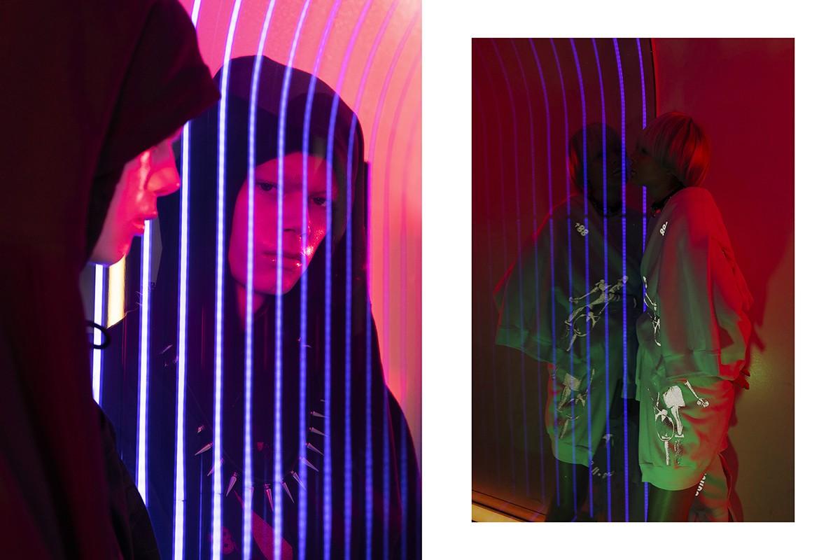Colección 88rising x Hajime Sorayama. Fotografía: 88rising