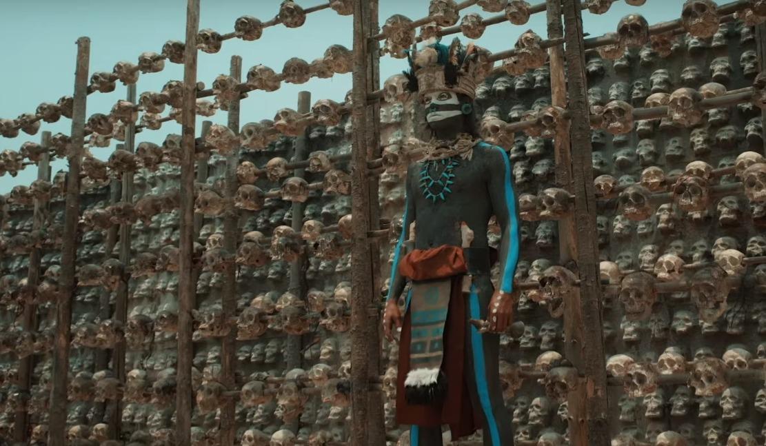 """""""Hernán"""": Hernán Cortés busca el oro de México en una épica serie de Amazon Prime"""