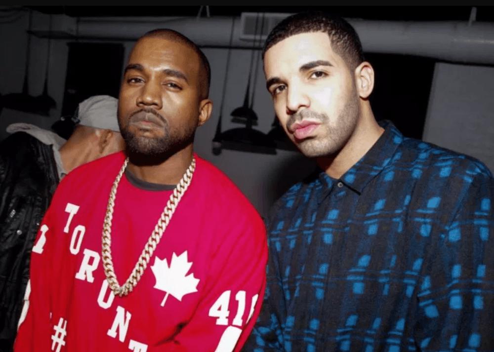 """AUDIO: Kanye West habla del hijo de Drake en una pista filtrada de """"Yandhi"""""""